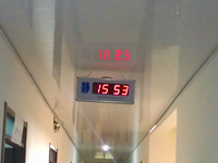 走廊显示器客户案例